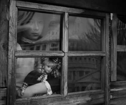 little princess photo window